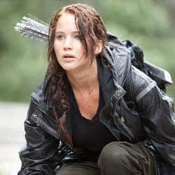 Jennifer Lawrence admits to peeing in the woods