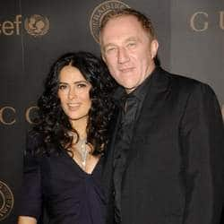 Salma Hayeks hubby inspires her to try out new looks