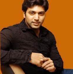 Jayam Ravi joins Aadhi Bhagavans cast and crew in Goa