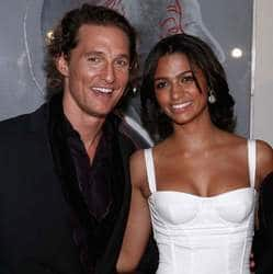 Matthew McConaughey getting married to fianc in Brazil?