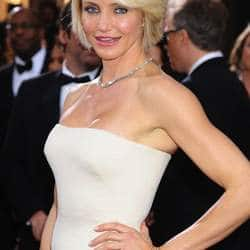 Cameron Diaz admits shes in love with Brits