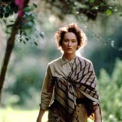 I won role in Out Of Africa by wearing sleazy blouse: Meryl Streep