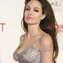 Angelina Jolie joins anti-rape initiative in conflict areas