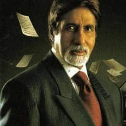 Big B says he is an actor, not a salesman