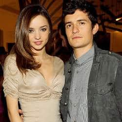 Orlando Bloom banned from attending wife Miranda Kerrs fashion shows