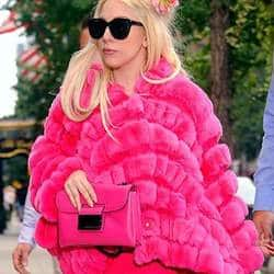 Lady Gaga unperturbed by criticism about her fur clothes