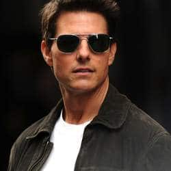 Tom Cruise submerges himself in work to divert attention from divorce