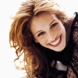 Being happy is the key to coming across as a beautiful individual, says Julia Roberts