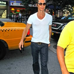 Matthew McConaughey sheds 30 pounds for his role in The Dallas Buyer's Club