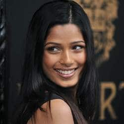 Freida Pinto crowned Hottest Indian Chick