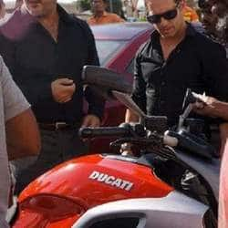 Ajith's next to have a boat sequence after Ducati
