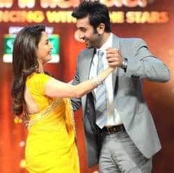 Ranbir Kapoor not sure of dancing with Madhuri Dixit