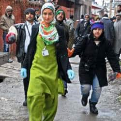 Shraddha Kapoor's first look in Haider revealed