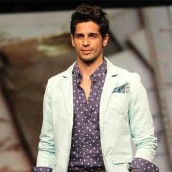 I am craving for appreciation of my acting skills than looks, says Sidharth Malhotra