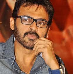 I've missed working with Pawan, says Venkatesh